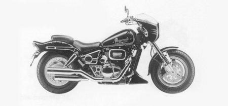 Модельный ряд Suzuki Desperado