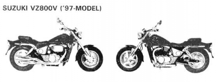 Suzuki Marauder VZ800 1997-2002 Service Manual